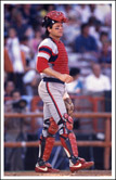 Limited Edition Carlton Fisk Photo #1