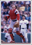 Limited Edition Carlton Fisk Photo #5