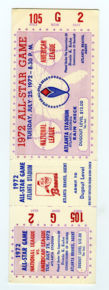 All-Star Game (Jul 25, 1972)